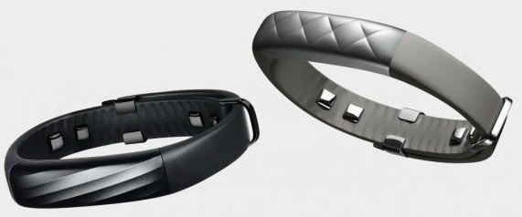 jawbone up3 colores