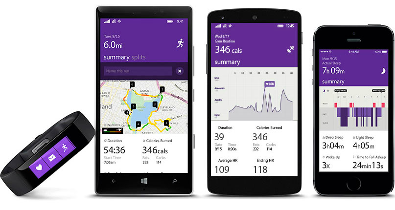 microsoft-band-health-app