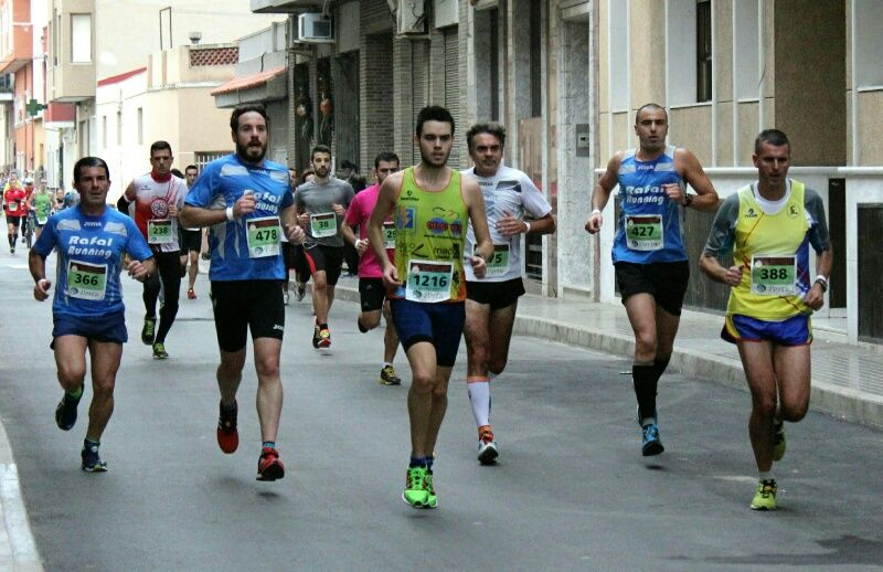 III Joaquinesca Bigastro 2014 rafal running