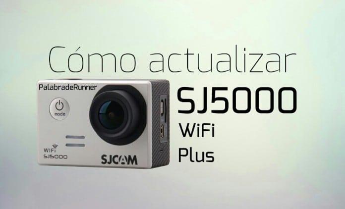 actualizar la SJ5000