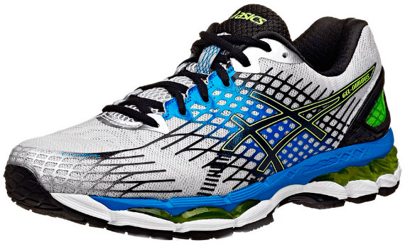 Asics Gel Nimbus 17 granate