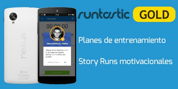 runtastic gold cab