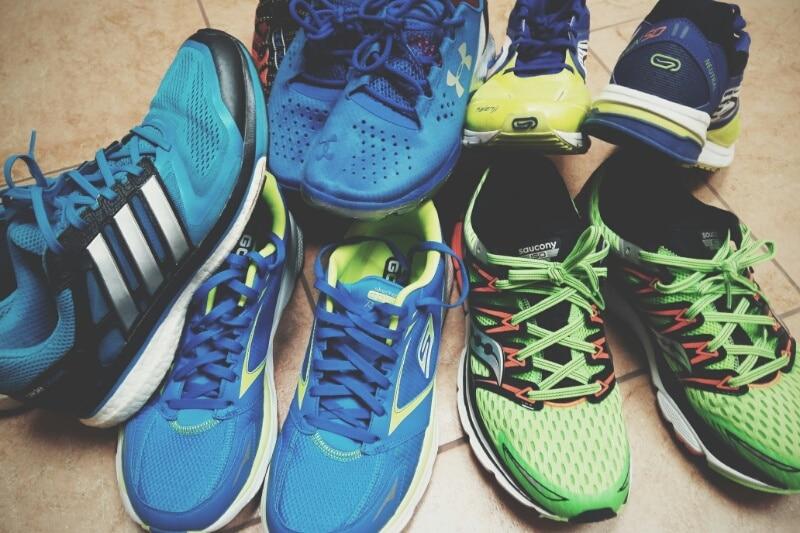 zapatillas colores running