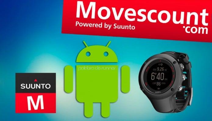 app suunto movescount para android