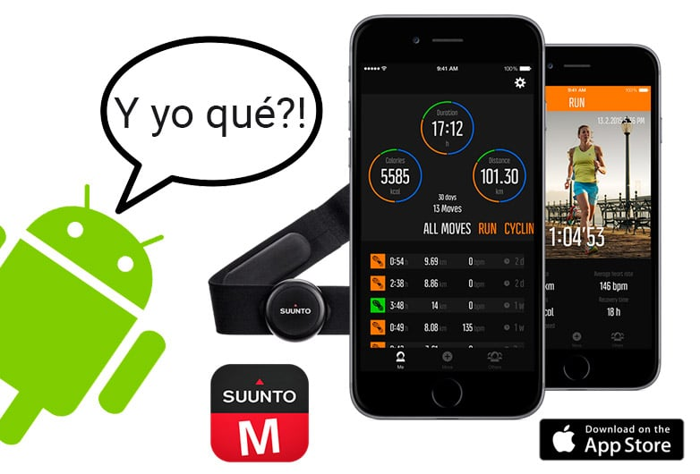 suunto movescount android ios app