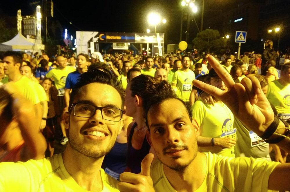 carrera 15k nocturna