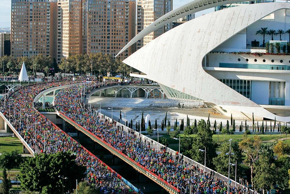 inscripción gratis al Maratón de Valencia