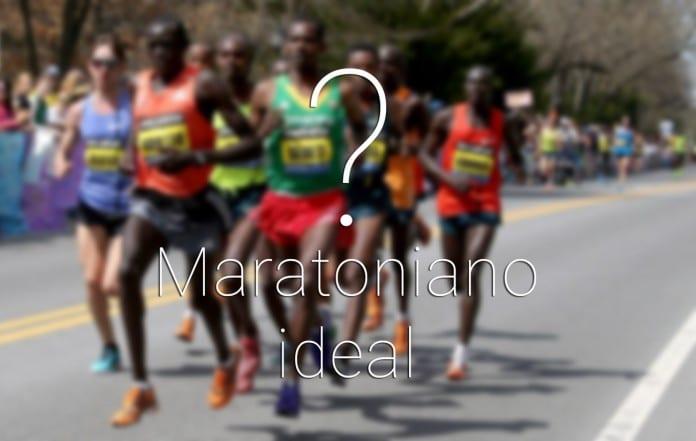maratoniano ideal