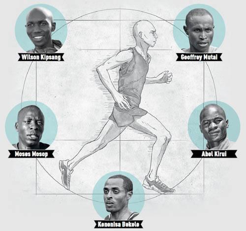 maratoniano perfecto