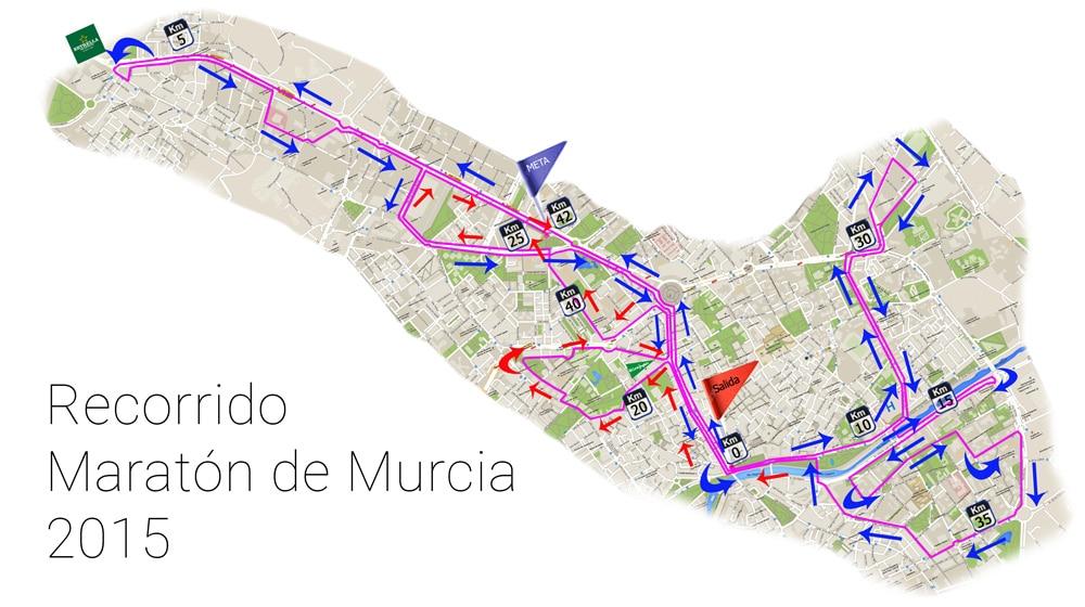 recorrido-maraton-de-murcia-2015