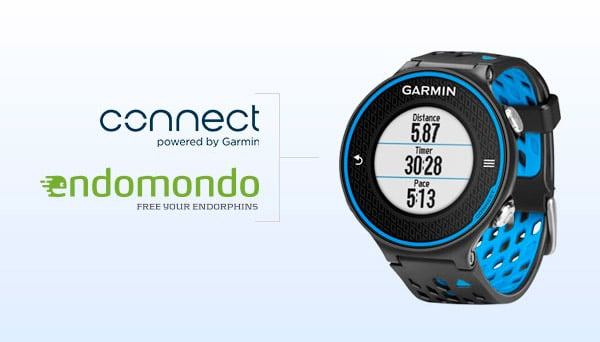 sincronizar Endomondo y Garmin Connect