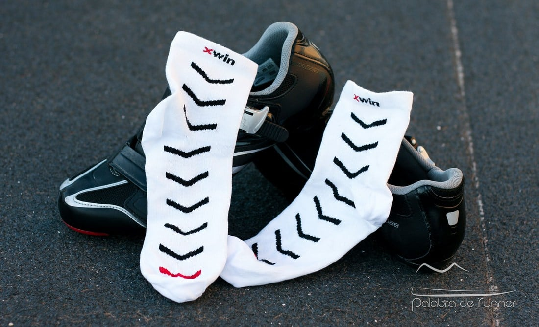 Calcetines Xwin ciclismo