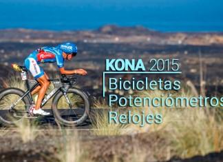 KONA-2015-bicicletas-potenciometros relojes en el Ironman