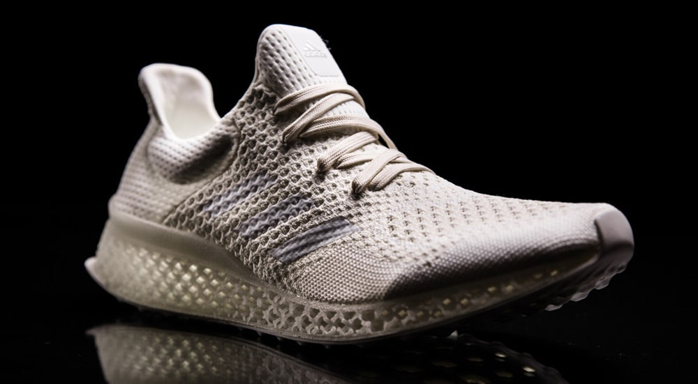 new product e6b15 4f0a3 Adidas Futurecraft 3D  impresión 3D para crear zapatillas