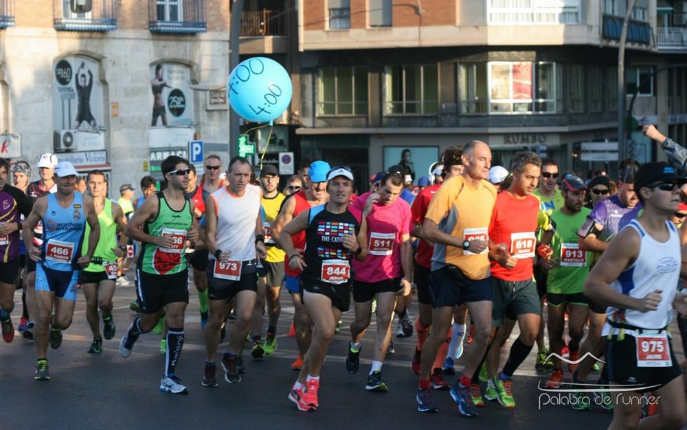 fotos de la Maratón de Murcia 2015