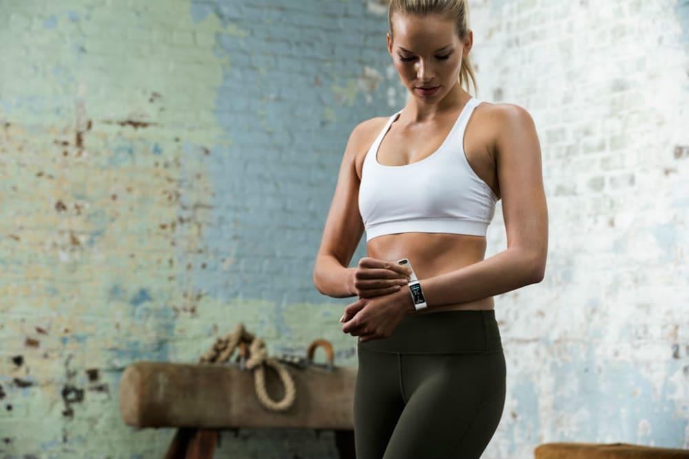 polar a360 fitness entrenamiento