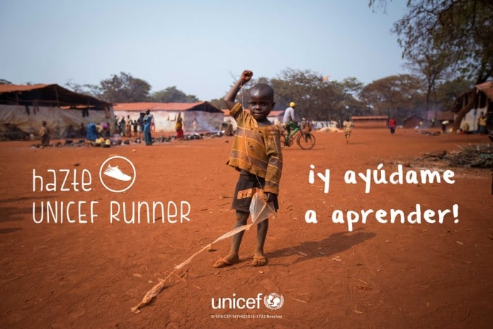unicef-runner-team
