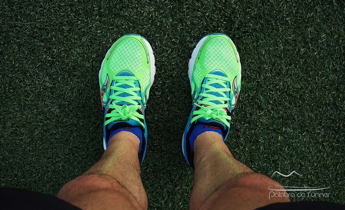 opinion saucony kinvara 6 analisis