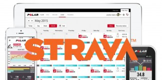 sincronizar polar flow y strava