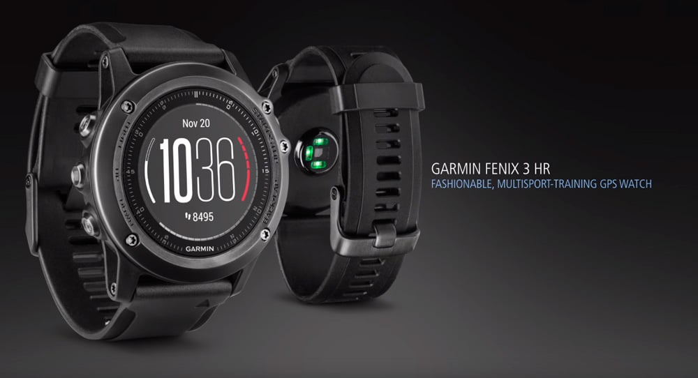 Garmin Fenix 3 Hr Caracteristicas Y Opinion