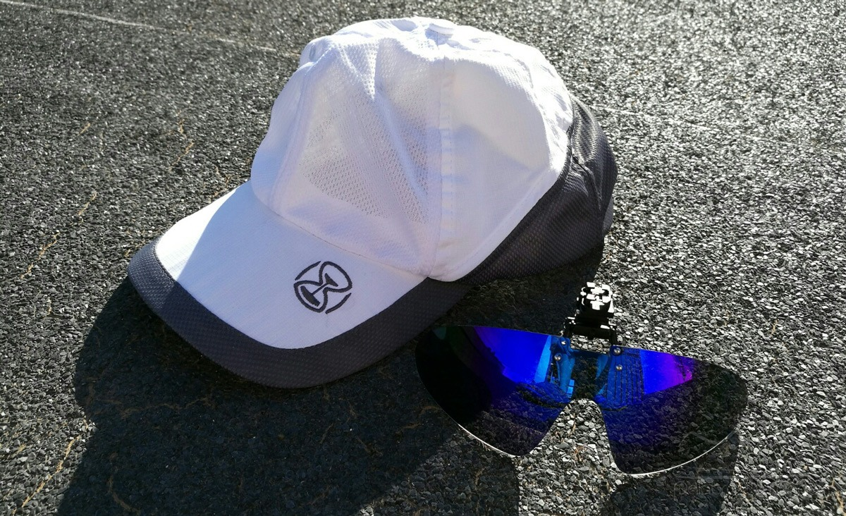 SportGlasseR gorra gafas analisis