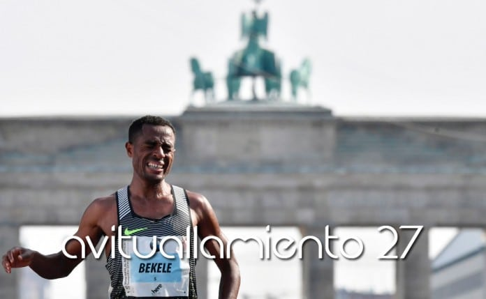 avituallamiento-bekele-maraton-berlin