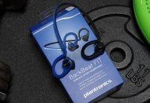 Análisis plantronics backbeat fit