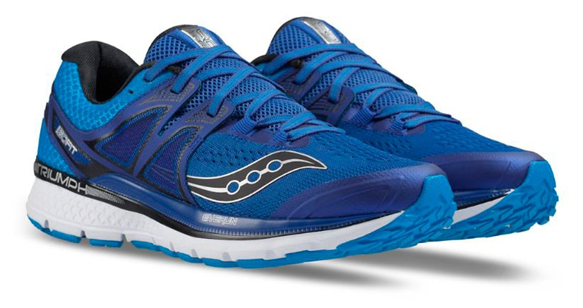 saucony triumph iso 3 mujer gris