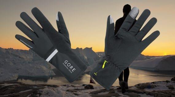 Extra Mejora carencia  Guantes running: protege tus manos del frío con guantes para correr
