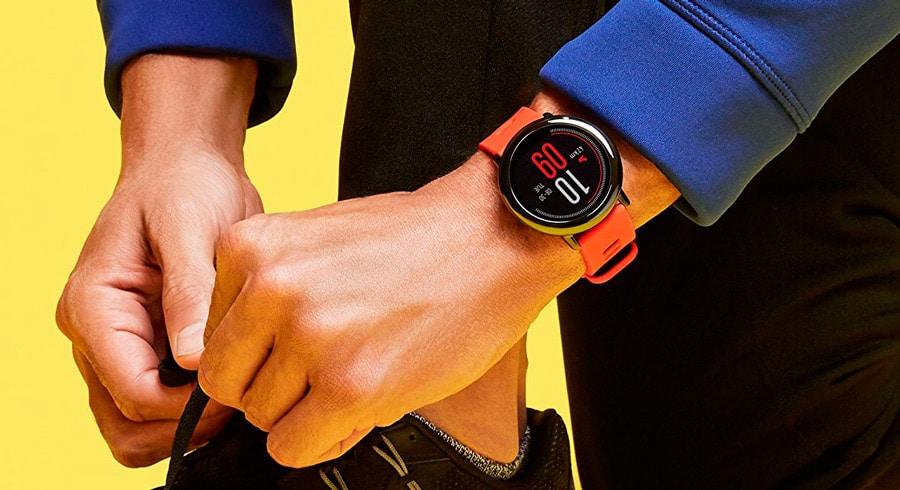 reloj de strava fit
