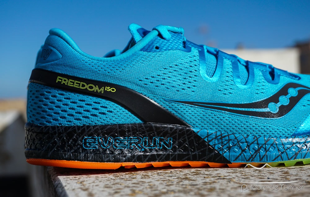 saucony freedom iso everun
