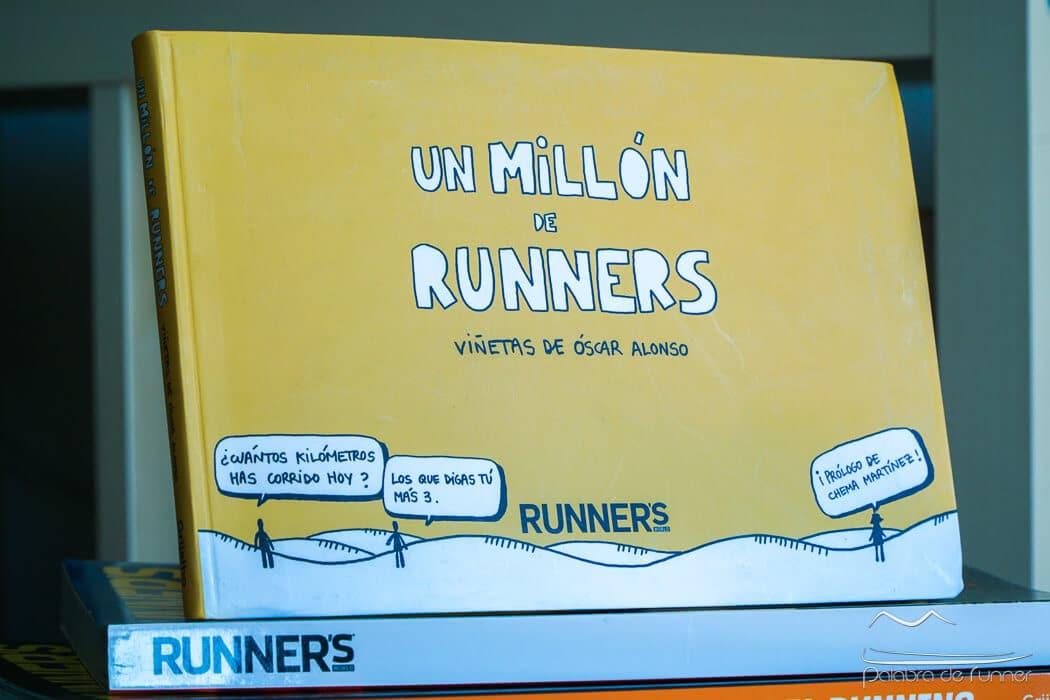 libro un millon de runners