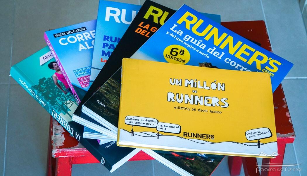 libros de running