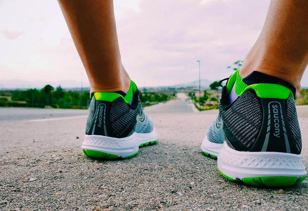 zapatillas para correr saucony