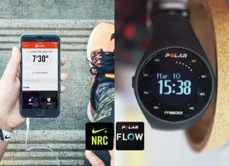 Polar y Nike