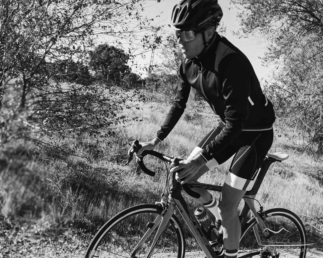 agujetas en ciclismo