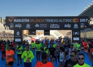 Maratón valencia 2017