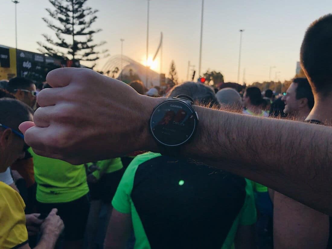 Salida maraton