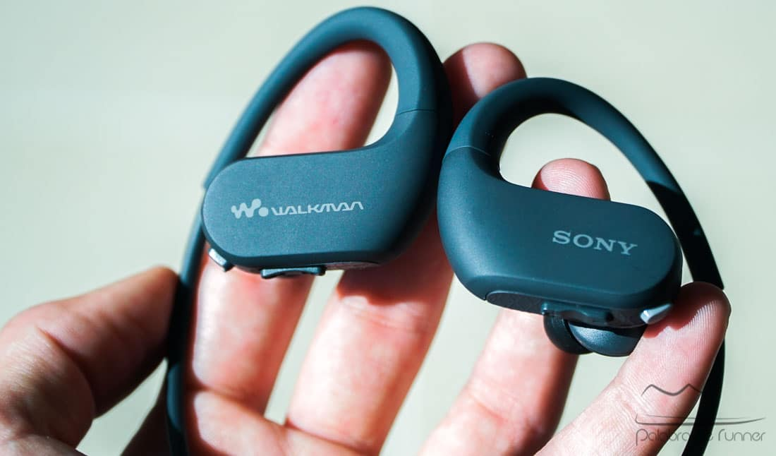 MP3 para correr Sony walkman