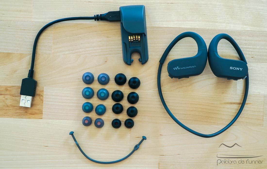 Sony walkman nw-ws413 reproductor deportivo
