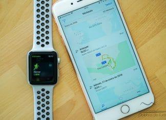 como exportar entrenamientos apple watch