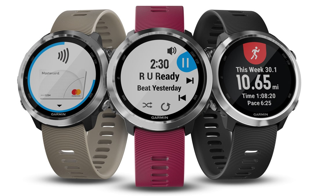 Colores Garmin Forerunner 645 Music