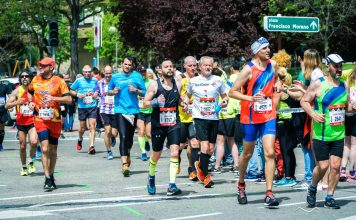 fotos maraton madrid 2018
