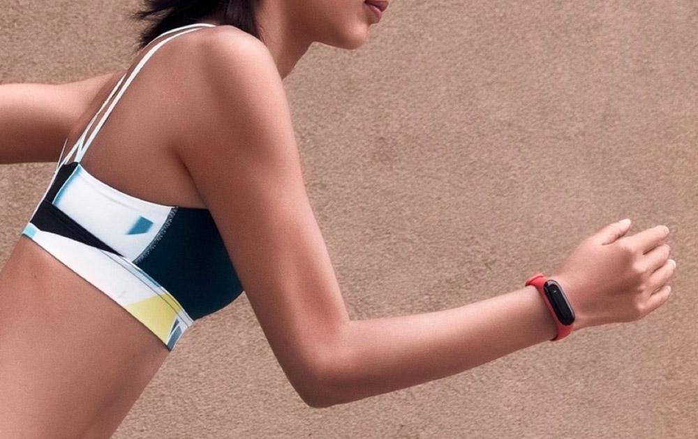 Xiaomi Mi Band 3 actividad y deporte