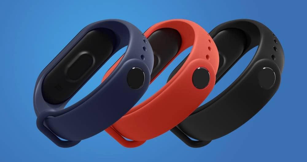 Xiaomi Mi Band 3 pulseras