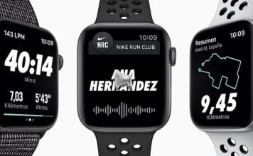 apple watch series 4 deporte
