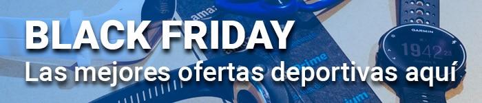 Las mejores ofertas en Black Friday deporte