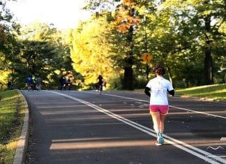 correr durante el embarazo embarazada