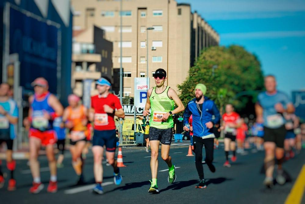 correr maraton entrenamiento