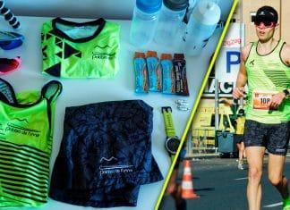 material para maraton